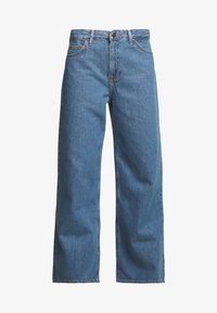 Lee - A LINE - Flared Jeans - clean rosewood - 3