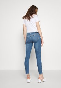 Lee - SCARLETT BODY OPTIX - Jeansy Skinny Fit - alabama dawn - 2