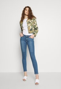 Lee - SCARLETT BODY OPTIX - Jeansy Skinny Fit - alabama dawn - 1