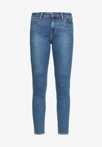 Lee - SCARLETT BODY OPTIX - Jeansy Skinny Fit - alabama dawn - 3