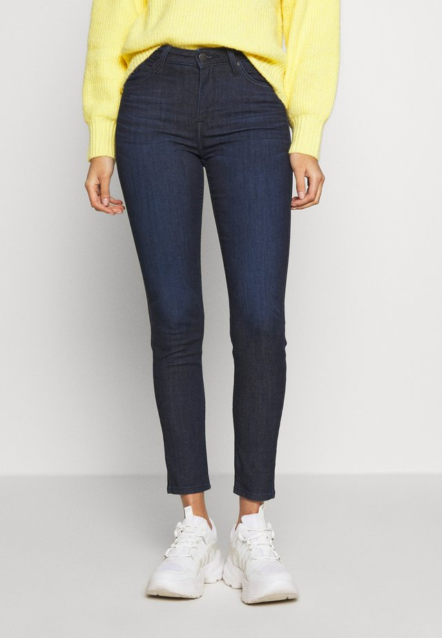 SCARLETT HIGH - Jeans Skinny Fit - dark salida