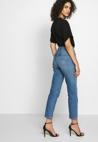 Lee - CAROL - Jeans straight leg - light mesa - 3
