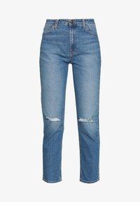 Lee - CAROL - Jeans straight leg - light mesa - 5