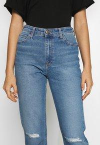 Lee - CAROL - Jeans straight leg - light mesa - 4