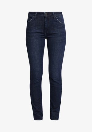 ELLY - Jeans slim fit - dark blue