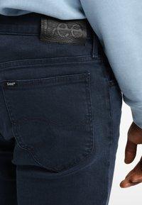 Lee - RIDER - Jeansy Slim Fit - light blue - 4