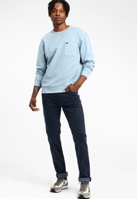 Lee - RIDER - Jeansy Slim Fit - light blue - 1