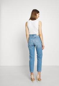Lee - CAROL - Jeans a sigaretta - worn callie - 2