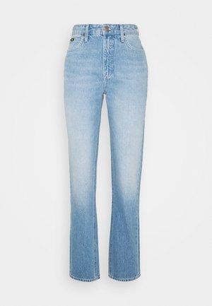 CAROL - Jeans a sigaretta - worn callie