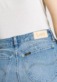 Lee - CAROL - Jeans a sigaretta - worn callie - 4
