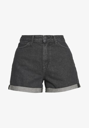 MOM - Shorts di jeans - scarbro black