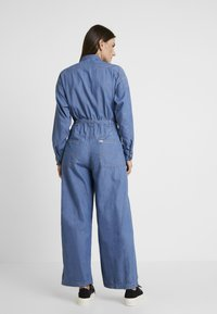 Lee - WHIZ IT COVERALL - Mono - frost blue - 2