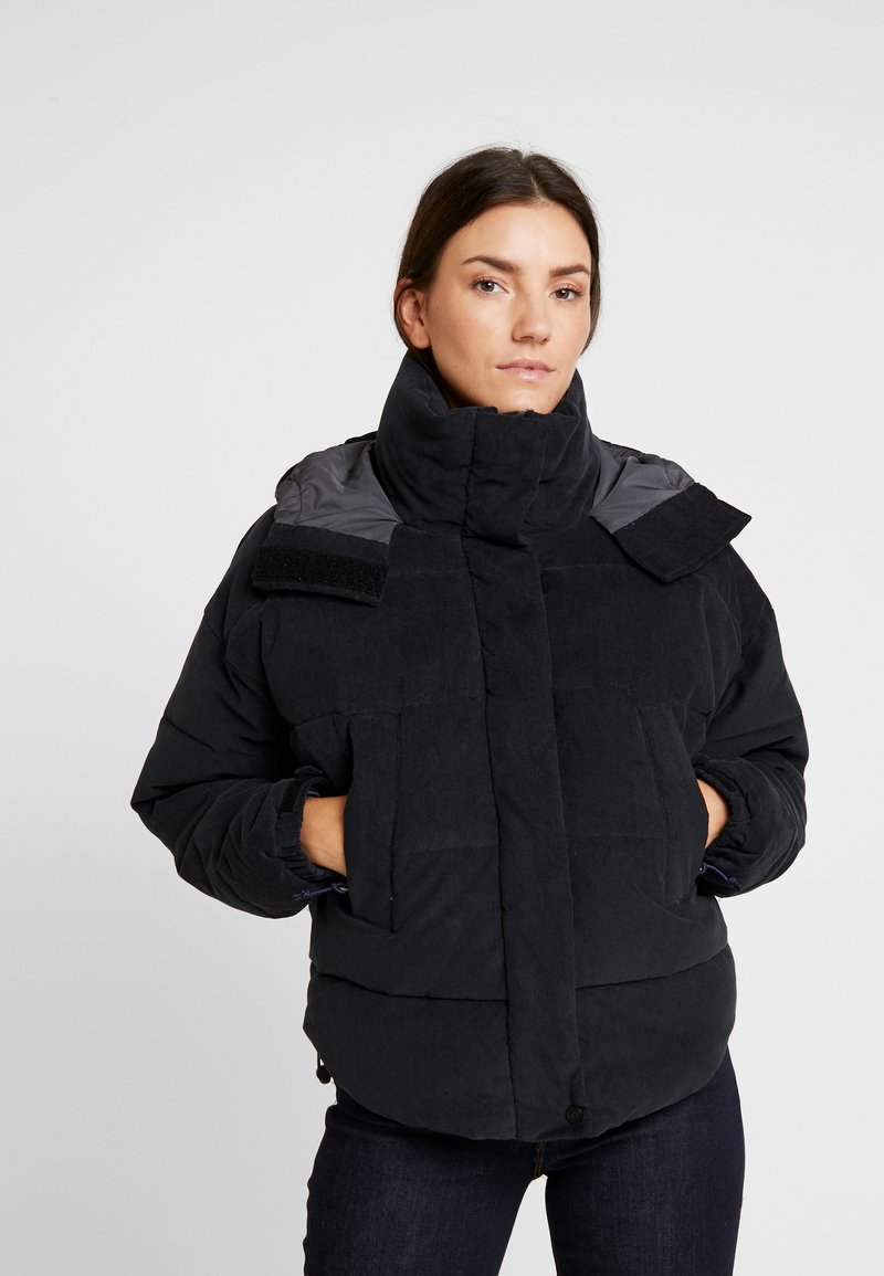 Lee - PUFFER JACKET - Winterjacke - black