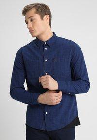 Lee - WORKER SHIRT - Skjorta - french blue - 0
