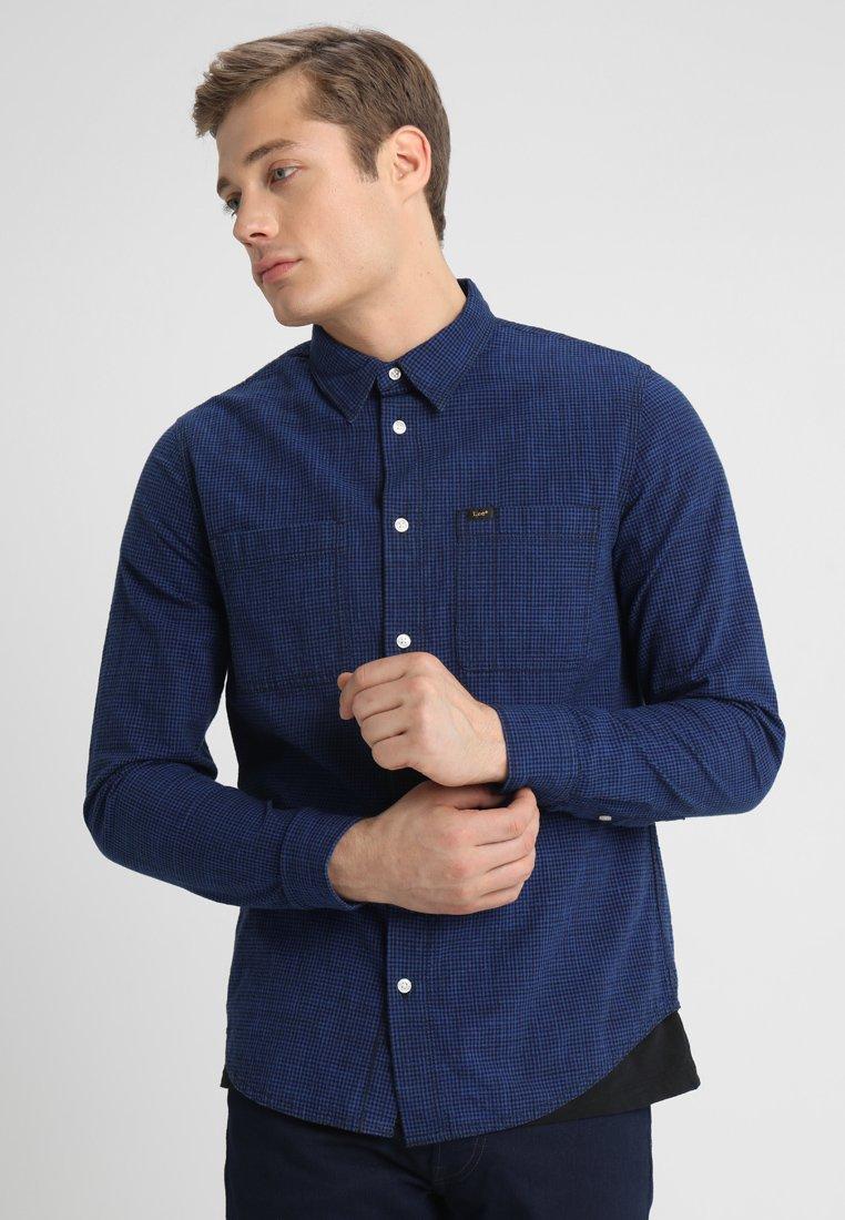 Lee - WORKER SHIRT - Skjorta - french blue
