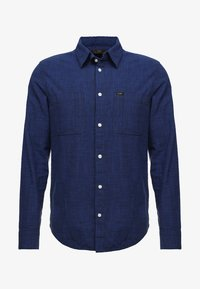 Lee - WORKER SHIRT - Skjorta - french blue - 4