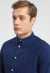 Lee - WORKER SHIRT - Skjorta - french blue - 3