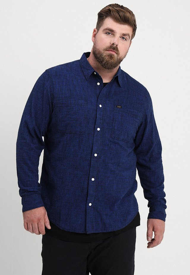 WORKER SHIRT - Shirt - french blue