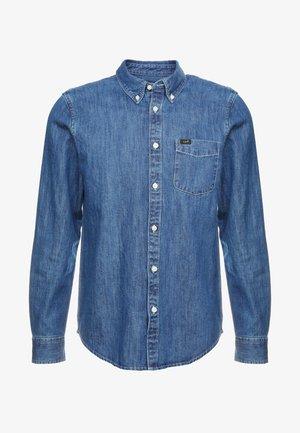 BUTTON DOWN REGULAR FIT - Skjorta - dipped blue