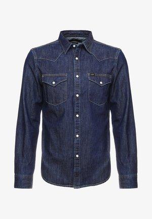WESTERN - Shirt - blue