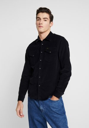 CLEAN WESTERN - Hemd - black
