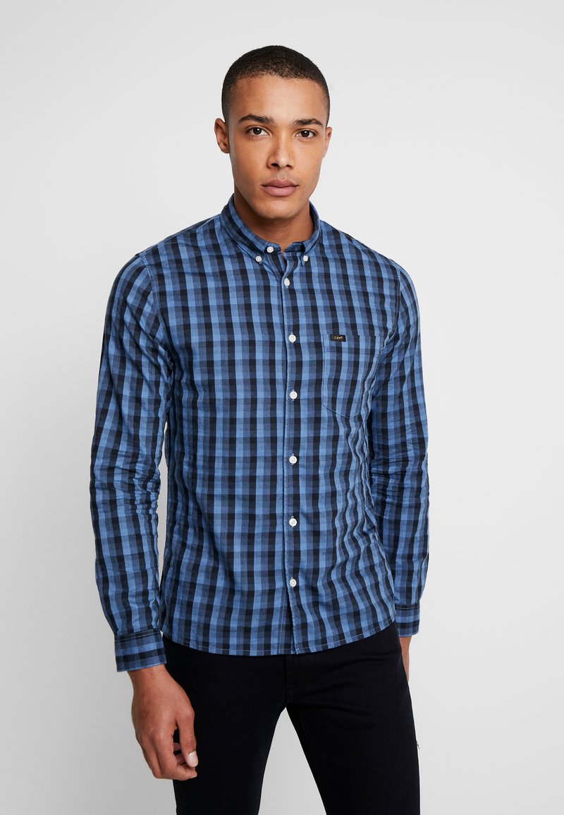 Lee - SLIM FIT - Chemise - frost blue