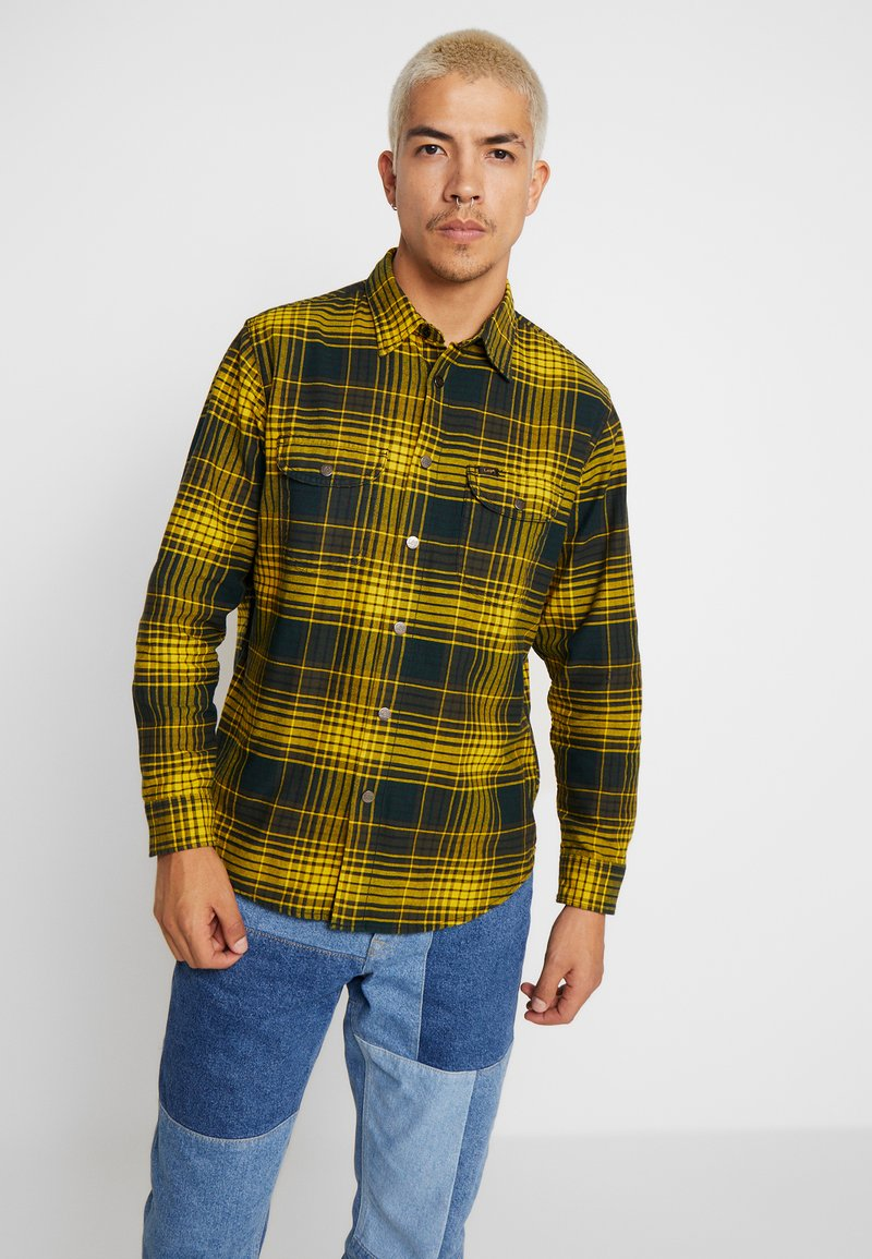 Lee - SEASONAL WORKER - Shirt - lemon zest