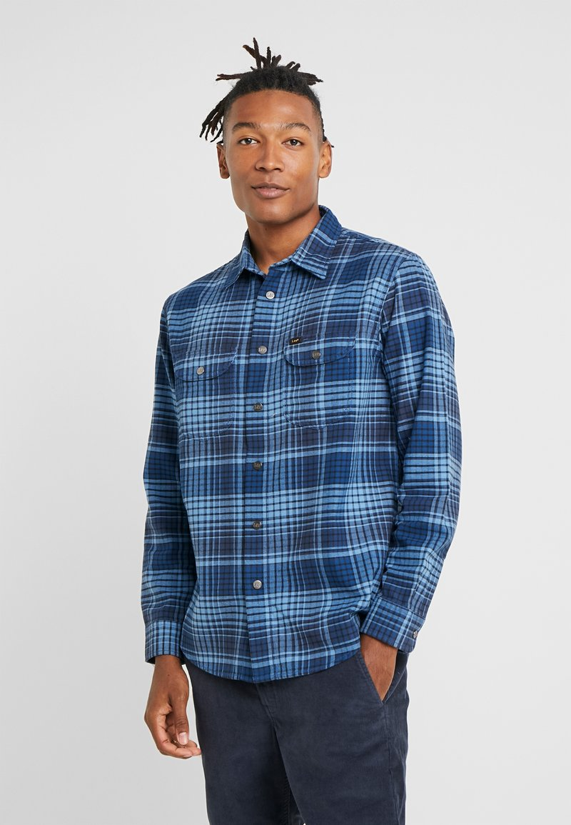 Lee - SEASONAL WORKER - Chemise - frost blue