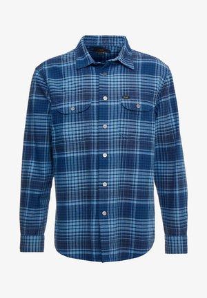 SEASONAL WORKER - Overhemd - frost blue