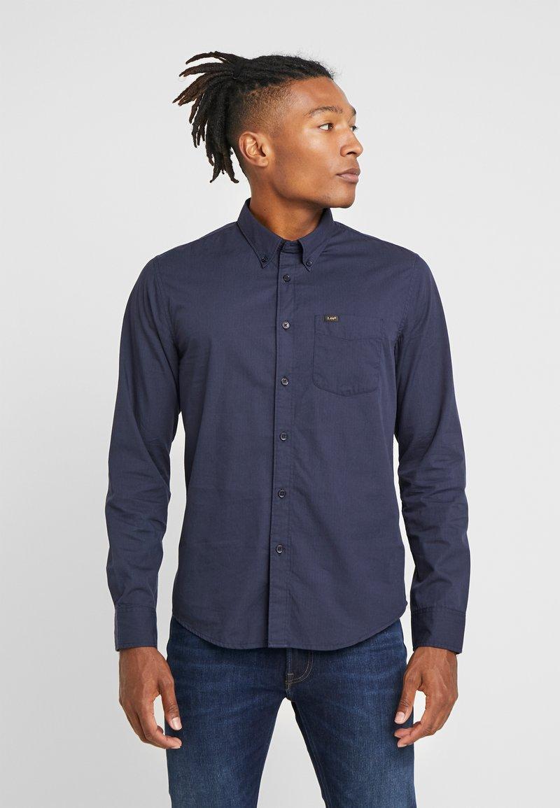 Lee - BUTTON DOWN - Shirt - midnight navy
