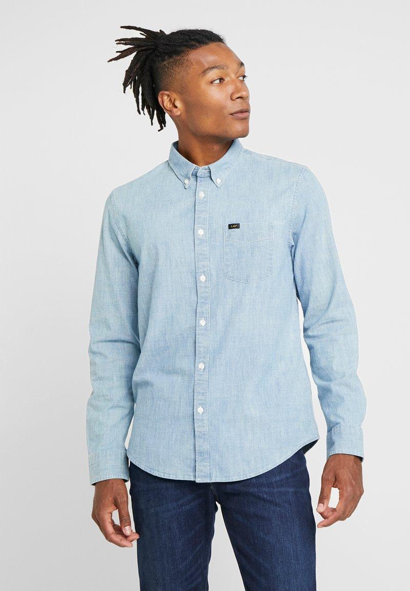 Lee - BUTTON DOWN - Shirt - frost blue