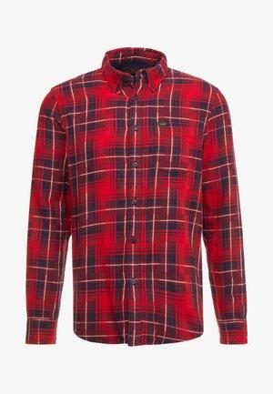 BUTTON DOWN - Shirt - warp red