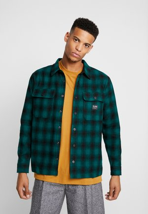 WORKWEAR - Overhemd - agate green