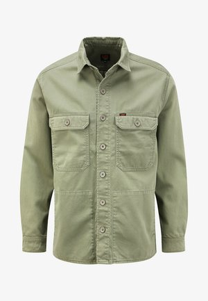 WORKWEAR - Skjorta - lichen green