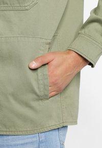 Lee - WORKWEAR - Shirt - lichen green - 4