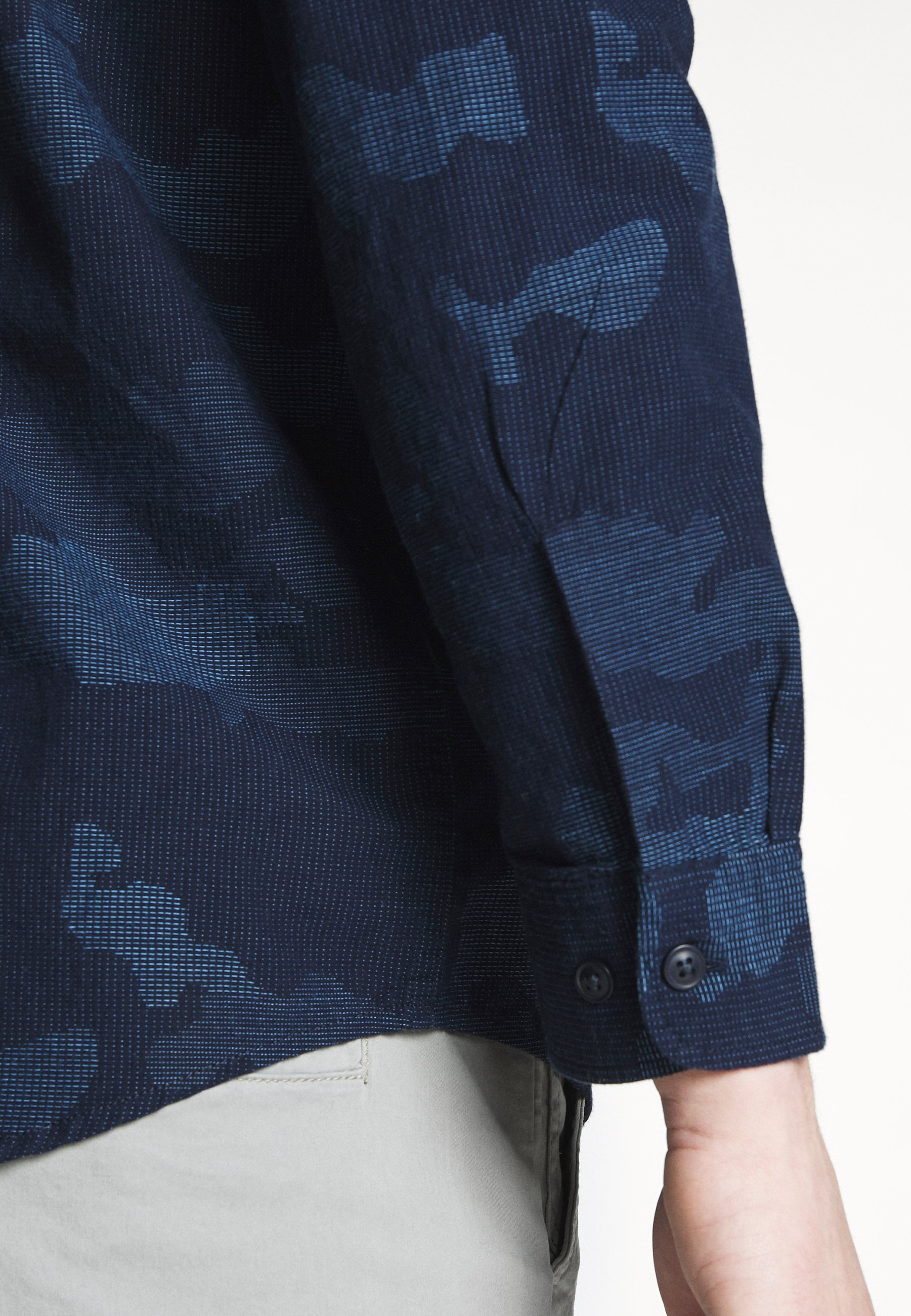 Lee WORKERSHIRT - Camicia - washed blue