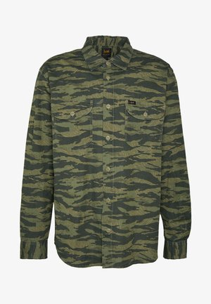 WORKERSHIRT - Camicia - utility green