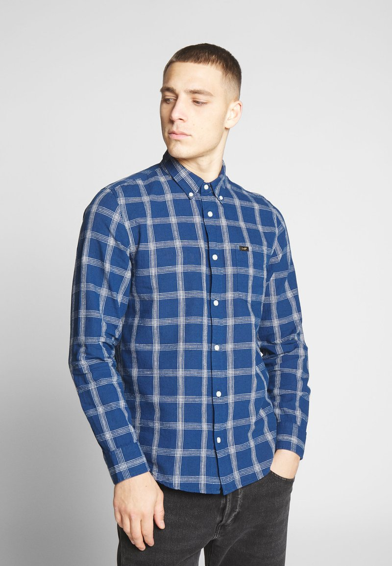 Lee - BUTTON DOWN REGULAR FIT - Camicia - washed blue
