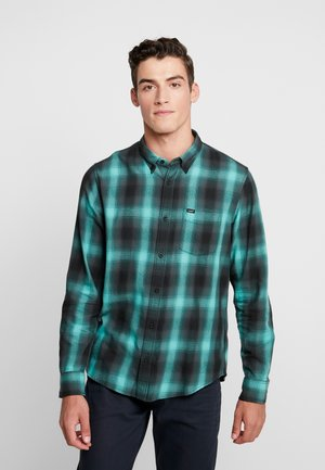BUTTON DOWN REGULAR FIT - Koszula - agate green