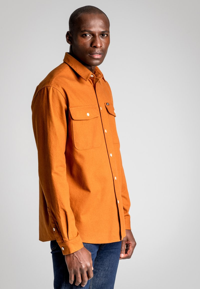 Lee - Camicia - brown