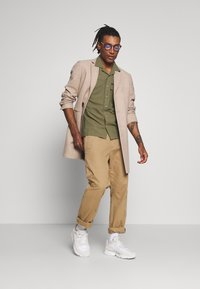 Lee - WORKER - Camicia - utility green - 1