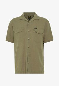Lee - WORKER - Camicia - utility green - 3