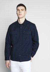Lee - OVERSHIRT - Shirt - navy - 0