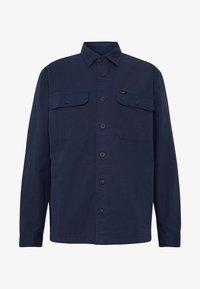 Lee - OVERSHIRT - Shirt - navy - 4