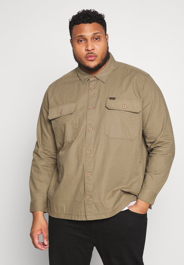 OVERSHIRT - Shirt - utility green