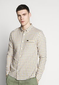 Lee - SLIM FIT - Camicia - golden yellow - 0