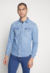 Lee - WESTERN - Camicia - frost blue - 2