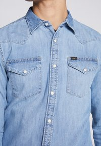 Lee - WESTERN - Camicia - frost blue - 4