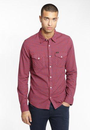 Skjorta - poppy red