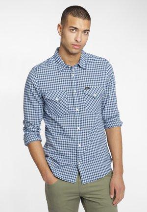 Skjorta - washed blue